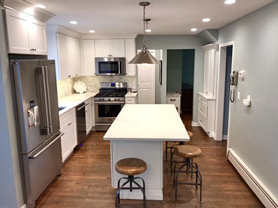 Kitchen & Bathroom Remodeling | Central Jersey